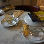 Café Kreutzkamm - 紅茶、ハーブティー