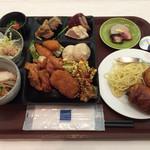 松江エクセルホテル東急 - 2017.8.2  ランチビュッフェ