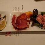 欧風料理エスカルゴ - 料理写真:前菜