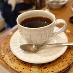 なかたに亭 - ☆ホットコーヒー(*^^)v☆