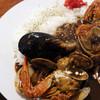 サンボンギ ダイナー - 料理写真:シーフードカレー