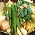 九州 熱中屋 - 博多もつ鍋
