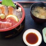JIVA食堂 - GIVA丼1200円