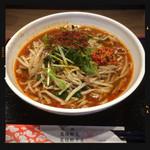 Shisemmenshouen - 四川風黒ゴマ坦々麺 850円