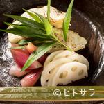 御懐石 志ら玉 - 月替わりの魚が楽しみ。旬魚介の持ち味を満喫できる『焼き物』