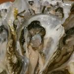 知床漁場プロデュース 炉端焼き とろ函 - 厚岸産生牡蠣10個(1800円)