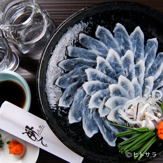 料理の味に合わせて選べる。女将厳選の日本酒を楽しめます