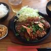 イブファーム - 料理写真:トンテキ定食 ロース 200g 1,350円