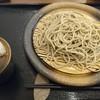 松晶 - 料理写真:もりそば