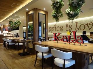 Kaila Cafe & Terrace Dining 渋谷店 - (2017年08月)