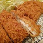 tonkatsumaisen - 黒豚ロースカツ