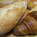 ハブファン - 料理写真:買ったパンです