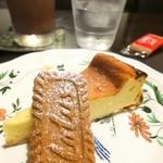 きっさこ - ベイクドチーズケーキ