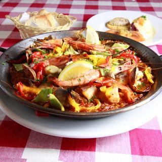 ~本格スペインの味をお楽しみ下さい~