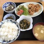 福寿 - 料理写真:日替わり定食大700円