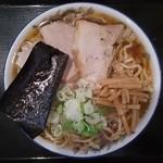 ケンちゃんラーメン - 小盛硬麺