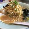 ラーメンショップ - 料理写真:定番の「ネギラーメン」650円。