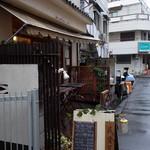 荻窪ビール工房 - 入口