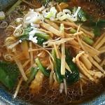 中国料理 江陽 - 江陽ラーメン¥650細麺です