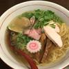 ひのき屋 - 料理写真:丸鶏塩中華そば(700円)