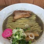 71882680 - 煮干しラーメン(700円)                       スープが濃厚。煮干しの薫りが強い。
