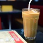 香港 贊記茶餐廳 - 香港式ミルクティー@税込360円