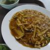 ドライブイン多賀台 - 料理写真:豚肉焼きそば \750