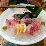 魚肴おばんちゃい - 刺身