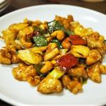 71884682 - 若鶏とカシューナッツの炒め