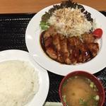 堂島カレー - リピート 2017.8.20 堂島とんてき 880円