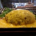 数寄屋バーグ - チーズフォンデュ(150グラム、1250円)