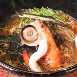かあちゃん - 料理写真:磯ラーメン