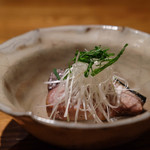 麻布十番 さくら 鳥居坂 - 本日の焼き魚 天然ぶりの塩焼き