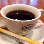 セブンローストコーヒー - ◆珈琲・・前回より少し苦みを感じましたが、普通に美味しい。