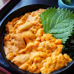 中村屋 - 料理写真:赤うに丼