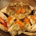 7189735 - 立派な渡り蟹(甲羅の幅22-3CM)