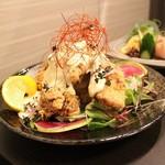 九州薩摩地鶏 薩摩次郎 - チキン南蛮