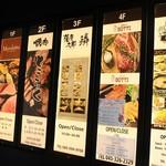 九州薩摩地鶏 薩摩次郎 - 飲食店ビル3階