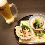 九州薩摩地鶏 薩摩次郎 - プレモル