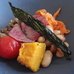 donner - 料理写真:クリュディテ(惣菜サラダ)