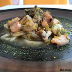 リストランテ・ジャニコロ・ジョウキ - 真蛸とウイキョウのピチ