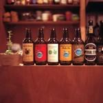 ユルカフェ - 毎回変わるクラフトビール