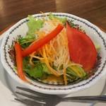ひばり珈琲 - サラダ