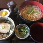 71895883 - ♪【C】トロロ丼セット¥780