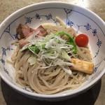 71896656 - カレーつけ麺(麺)