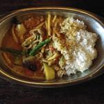 71897327 - 野菜カレー
