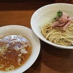 71897438 - 「煮干しつけめん(塩)」(2017年8月16日)