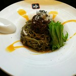71897556 - 冷製黒胡麻担々麺¥800
