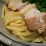 71897619 - 本日の煮干しつけ麺