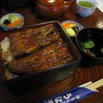 うな天 - 料理写真:うな重(上) 2008/8